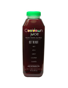 Beet the Heat Cold Press Juice