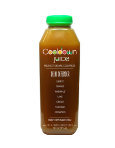 Delhi Defender Cold Press Juice