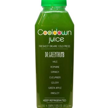 Dr. Greenthumb Cold Press Juice
