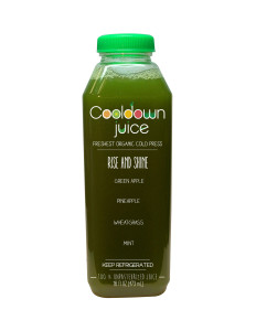 Rise and Shine Cold Pressed Juice