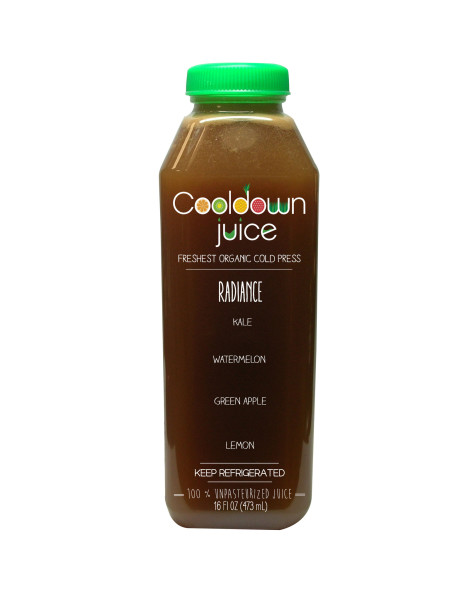 Radiance Cold Pressed Juice