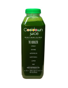 The Alkalizer Cold Pressed Juice