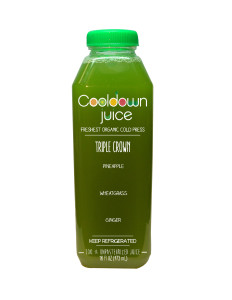 Triple Crown Cold Pressed Juice