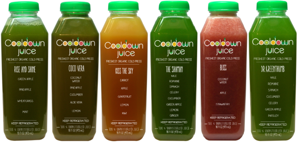 WELLNESS COLD PRESSED JUICE CLEANSE